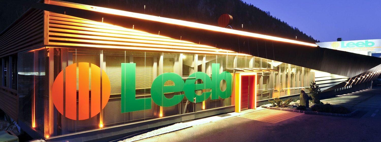 Firmengebäude Leeb Balkone GmbH